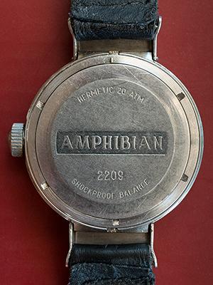 Vostok Amphibia anse mobili 350193