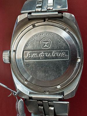 Vostok Amphibia Tonneau 1190046