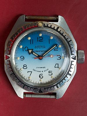 Vostok Amphibia 470298