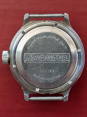 Vostok Amphibia 020555