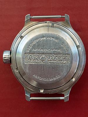 Vostok Amphibia 420059