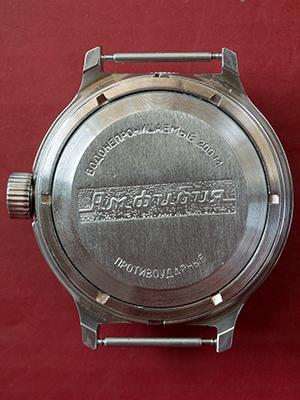 Vostok Amphibia 420831