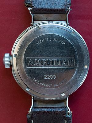 Vostok Amphibia anse mobili 350194