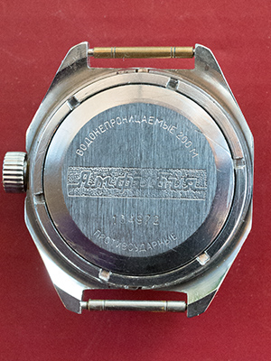 Vostok Amphibia 320453