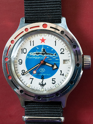 Vostok Amphibia 020055