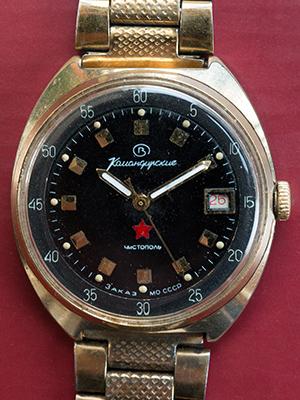 Vostok Komandirskie Chistopol 1393044