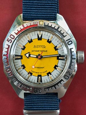 Vostok Amphibia 320228
