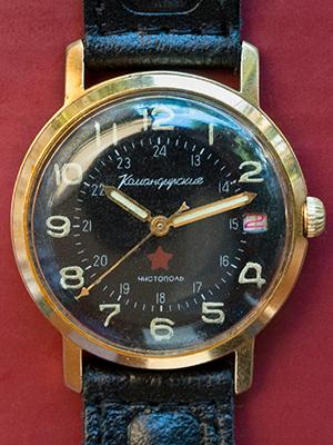 Vostok Komandirskie Chistopol 383392