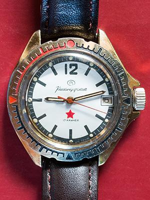 Vostok Komandirskie 349357