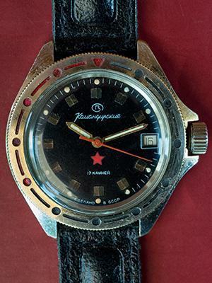 Vostok Komandirskie 349356