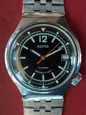 Vostok corona a ore 4
