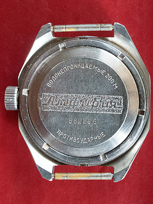 Vostok Amphibia Samara