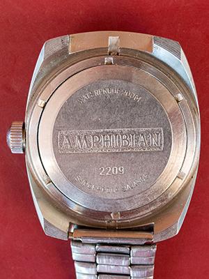 Vostok Amphibia Tonneau 1190728