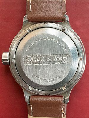 Vostok Amphibia 020417