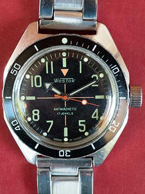 Vostok Amphibia 320199