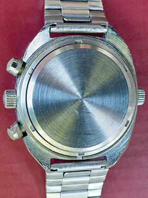 Poljot chronograph